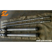 Zyb503 Recycled PE LDPE HDPE Bimetallic Screw Barrel